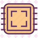 electronics, laboratory, tech icon