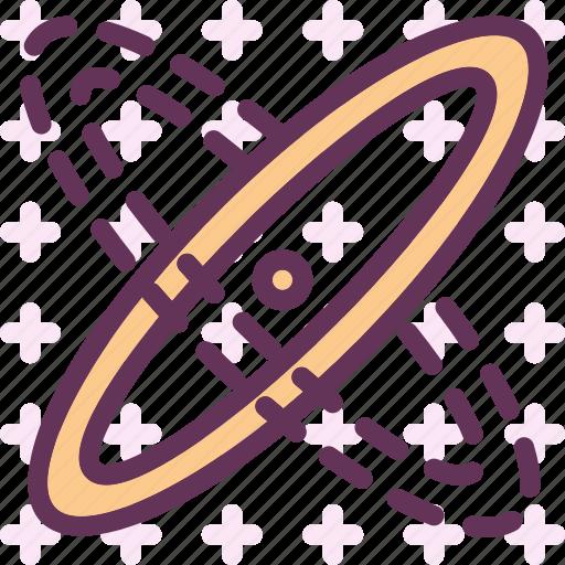 distance, galaxy, lightspeed, space, travel icon