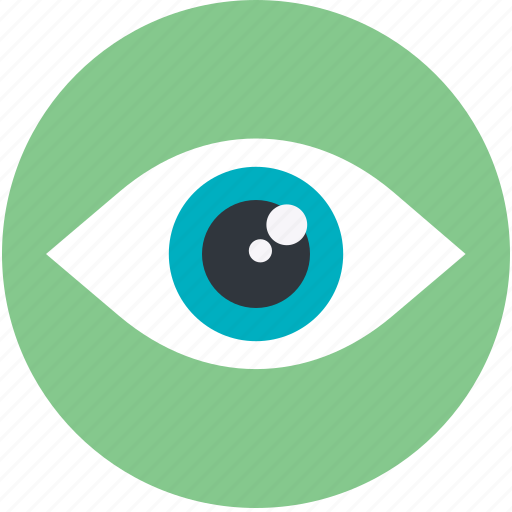 Eye, view, visibility, visible, vision icon - Download on Iconfinder