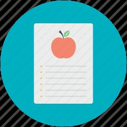 diet concept, diet menu, diet plan, dietician, weight loss icon