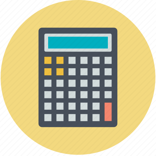 Adding machine, calc, calculating machine, calculation, calculator icon - Download on Iconfinder