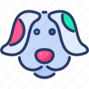 animal, dog, vet, veterinary icon