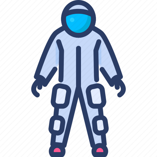 Astronaut, cosmonaut, space, spaceman, suit icon - Download on Iconfinder