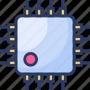 chip, cpu, hardware, microchip, processor