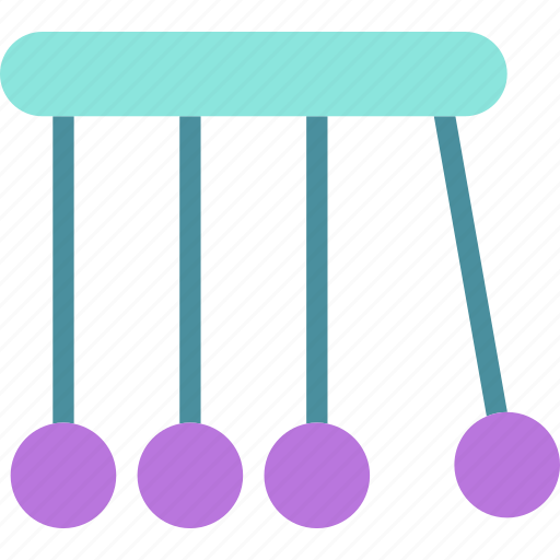 movement, pendulum, physics icon