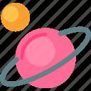 jupiter, moon, planet, planets, saturn, space, stars