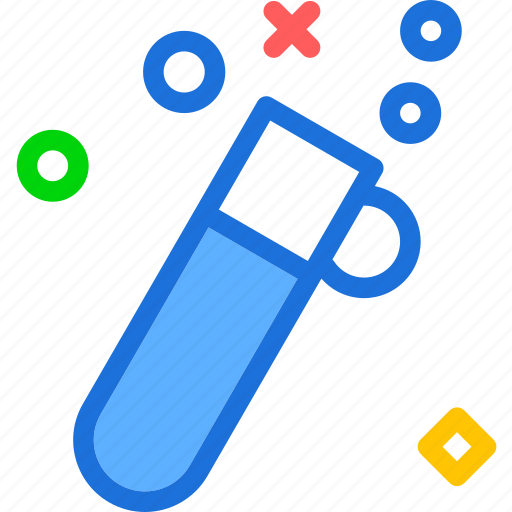 experiment, flask, potion, test icon