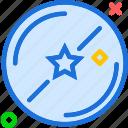 space, star, universe icon
