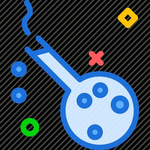 experiment, potion, test, tube icon