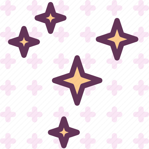 s, space, star, universe icon