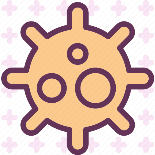 bacteria, microscope, observe, organism, research, small, worm icon