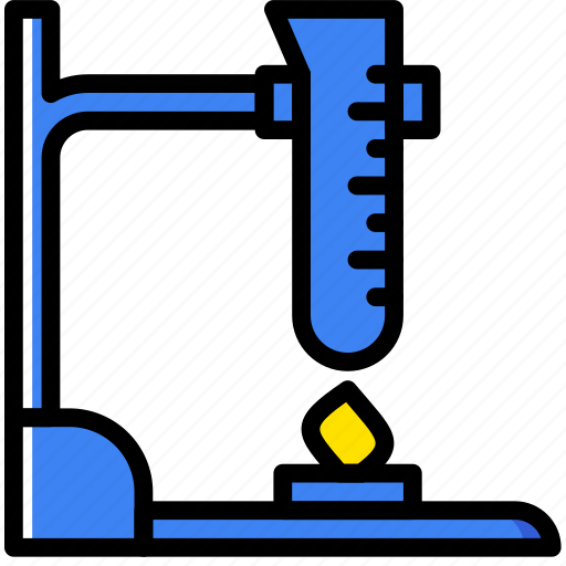 laboratory, research, science, tubes icon