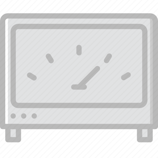 device, electric, laboratory, research, science icon