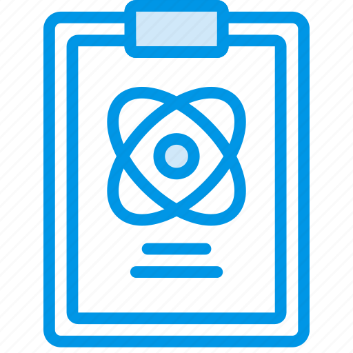 files, lab, laboratory, research, science icon