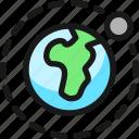 astronomy, earth, rotation