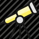astronomy, telescope