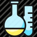 lab, tube, bottle
