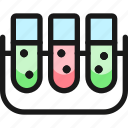 lab, tubes