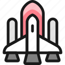 space, rocket
