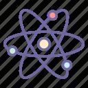 atom, science, molecule, physics, medical, proton