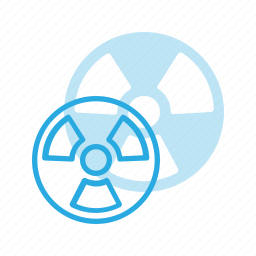 atomic, nuclear, reactor, science icon