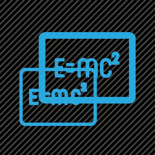 einstein, fizics, relativity, science, theory icon