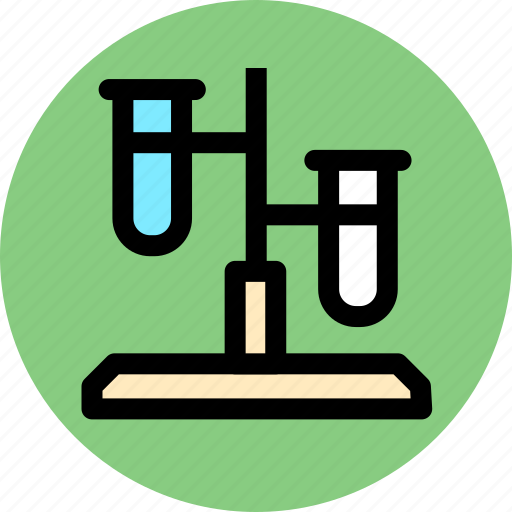 chemistry, lab, laboratory, physical, platform, science, test icon