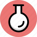 biology, chemistry, experiment, flask, physical, physics, science icon