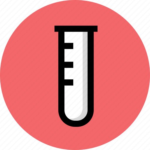 chemistry, physical, science, test, tube icon