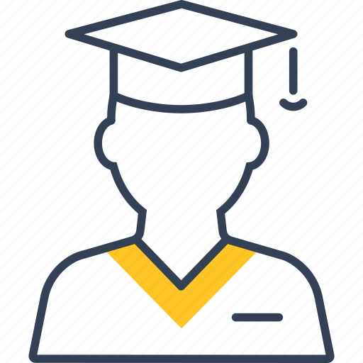 academic, science, student icon