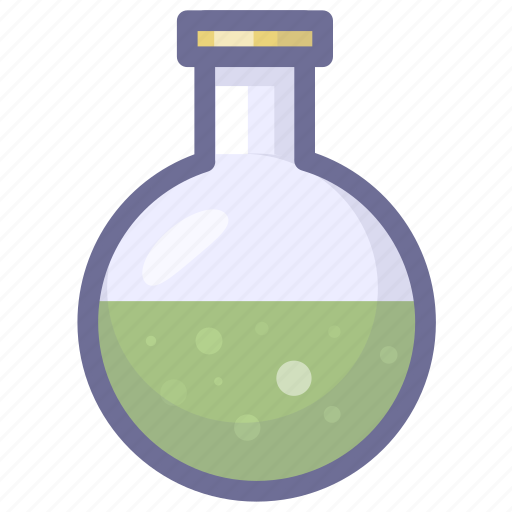 chemistry, experiment, flask, lab, physical, science icon
