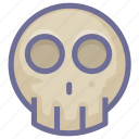 anima, dead, death, life, skull icon