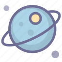 earth, science, universe icon