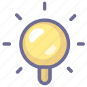 creativity, idea, innovation, lamp, lightbulb icon