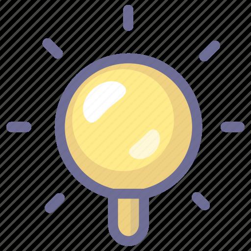 creativity, idea, innovation, lamp, lightbulb icon
