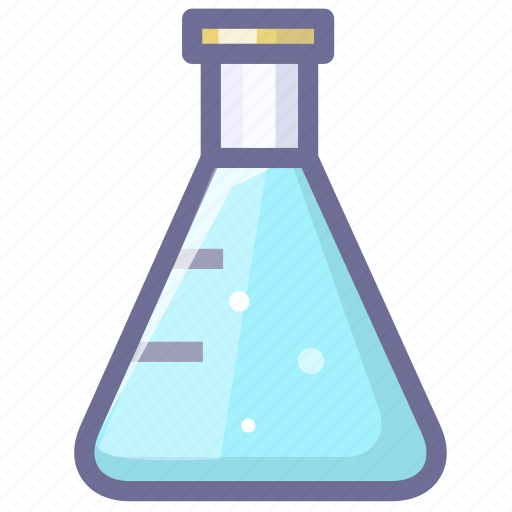 chemistry, experiment, physical, science icon