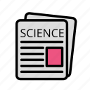 news, science, space icon