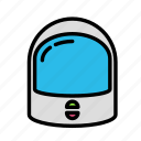 cosmosnaut, science, space icon