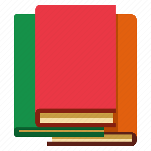 books, education, library, study icon