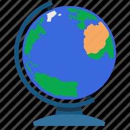 earth, globe, planet, world icon
