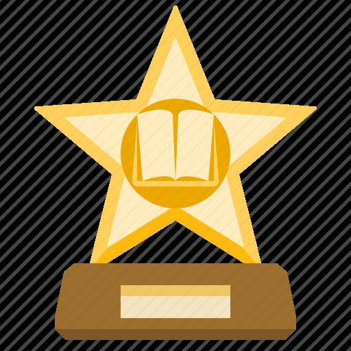 award, prize, star, trophy icon