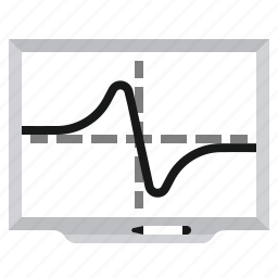 difference, form, geometry, variance icon