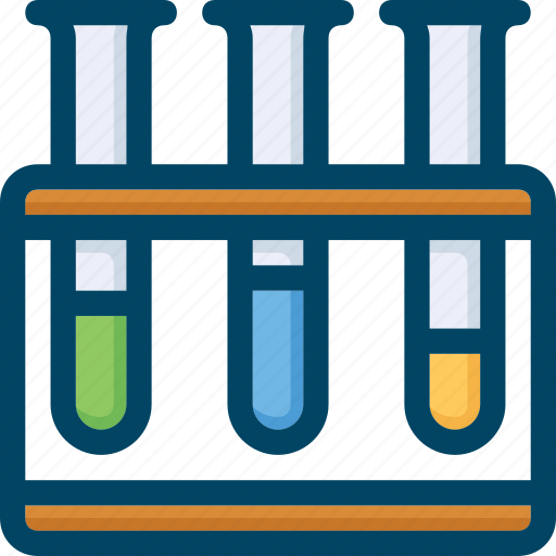 experiment, laboratory, science, test, tube icon