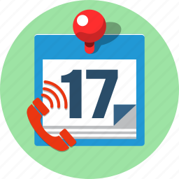 calendar, date, day, event, month, reminder, schedule icon