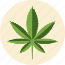 cannabis, drug, hemp, marihuana, marijuana, weed icon