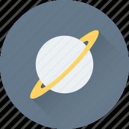 earth, globe, orbit, planet, universe icon
