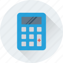 calculation, figuring, calculator, finance, mathematics icon