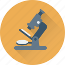 science, microscope, experiment, lab, research icon
