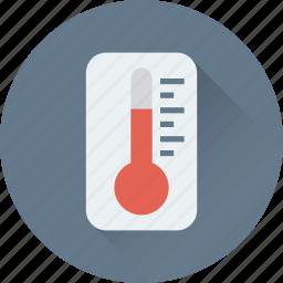 celsius, fahrenheit, medical, temperature, thermometer icon