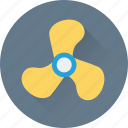 ventilator, desk fan, electric fan, fan, appliance icon